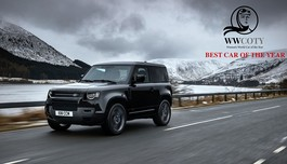"""Land Rover Defender thắng giải """"Women's World Car of the Year 2021"""""""